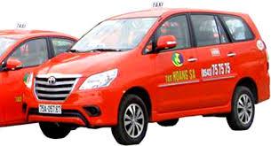 Taxi Hoàng Sa