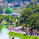 Quảng Bình – Nha Trang – Đà Lạt – TP.Hồ Chí Minh – Bình Dương