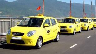 Taxi Quảng Bình