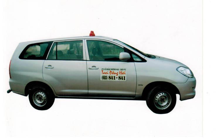 Taxi Đồng Hới