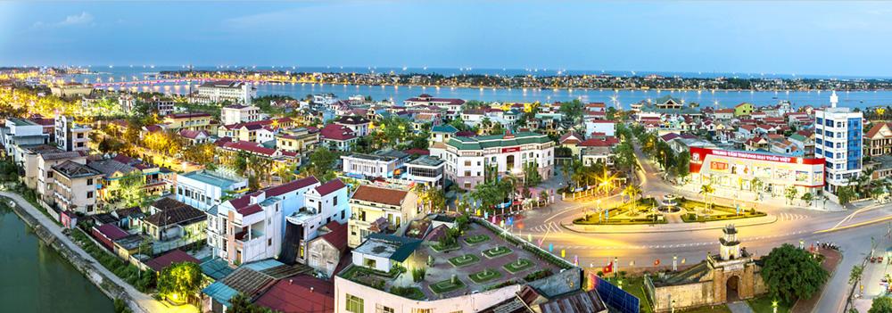 Thành phố Đồng Hới hôm nay