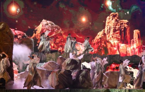 Sự thay đổi địa chất hình thành những hang động tại Quảng Bình